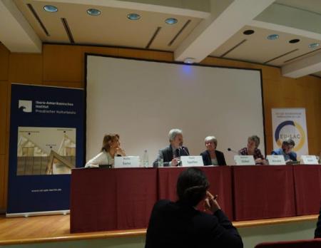 12.7.2017, IAI, Berlin, Germany: ¿Cuál es el papel de la cultura en las relaciones entre la Unión Europea, América Latina y el Caribe?