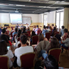 International Congress of Psychology in Montevideo: Simone Belli presents the results of the WP4 in the round table of the I International Congress of Psychology in Montevideo with Javier Romano, Gabriel Eira and Karina Boggio