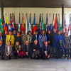 EULAC-FOCUS team in Madrid: The FOCUS team pictured during the 1st workshop in Madrid