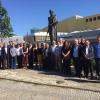 The team in Berlin: EULAC-FOCUS team in Berlin, August 2016