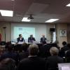 1st Public event: 1st public event in Madrid, April 2016